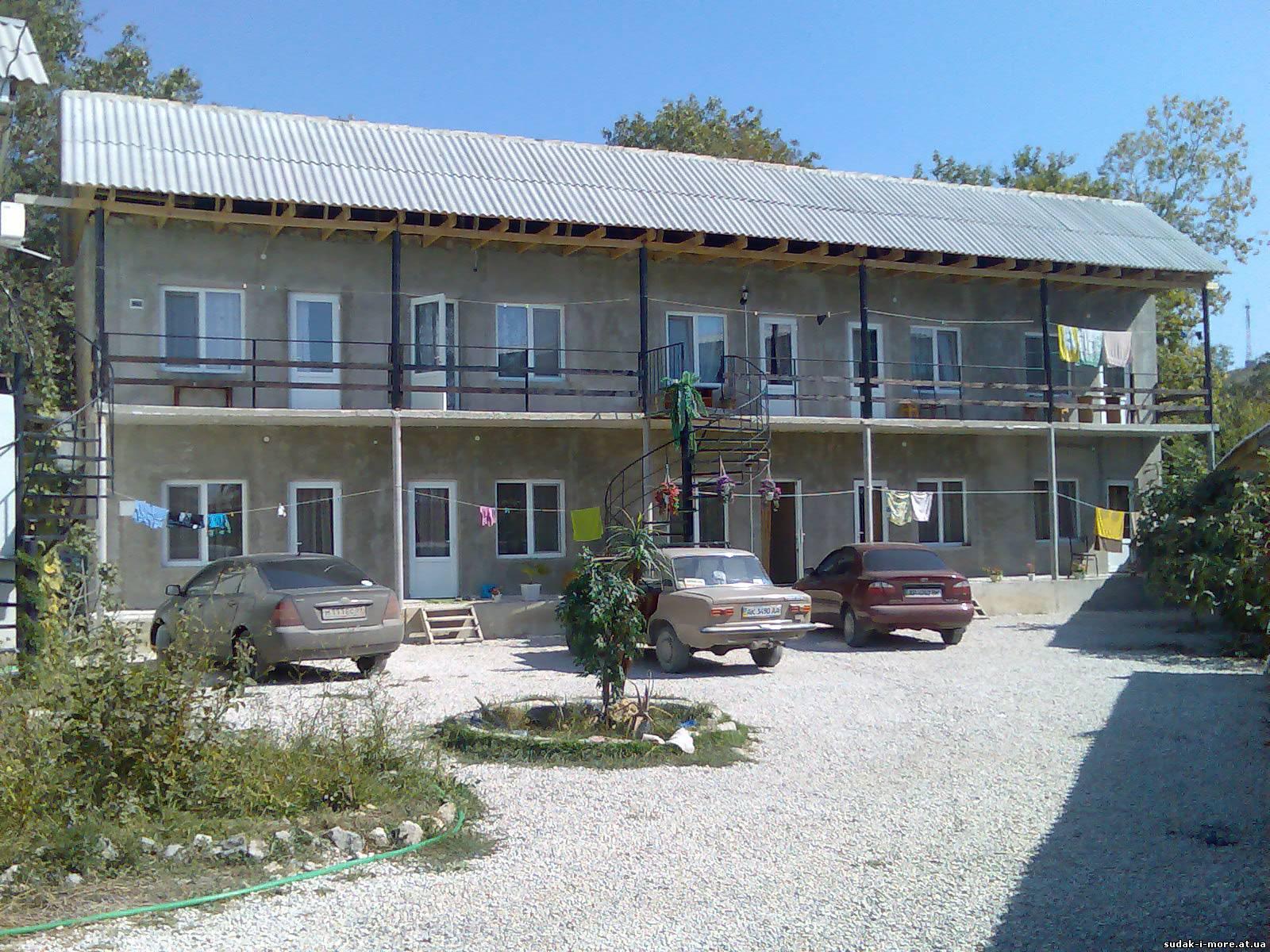 Гостевой дом ава судак фото